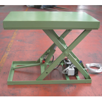 SINGLE SCISSORS - Lifting table, Model IT