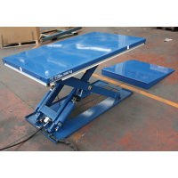 Lowbuild table -Hydraulic Lifting table, Model IT