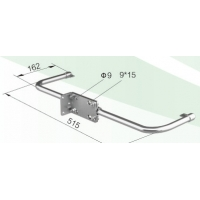 Towing arm (56BC/55)
